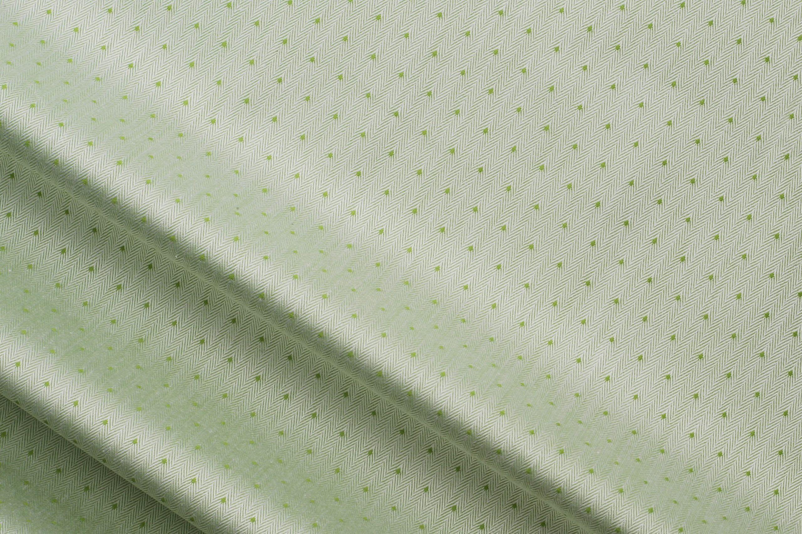 Cotton Poly Dobby shirt fabric