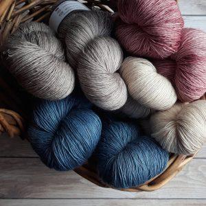 yarn preperation